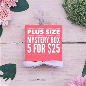 Tops - 💝Plus Size Mystery Box📦